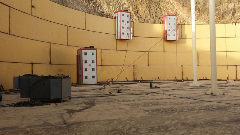 Automatic Vert Welder Avw Vertical Welder Tank