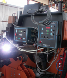 Tank Welding - Automatic Pipe Welder 005 copy